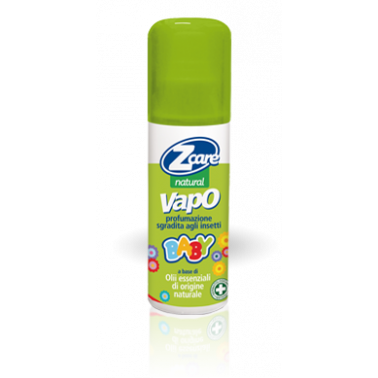 BOUTY SpA - ZCARE NATURAL VAPO BABY 100ML