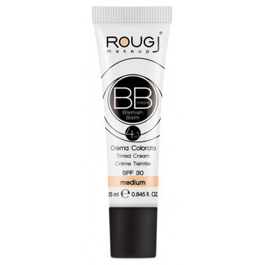 ROUGJ - ROUGJ BB CREAM 1 SPF30 MEDIUM 25ML
