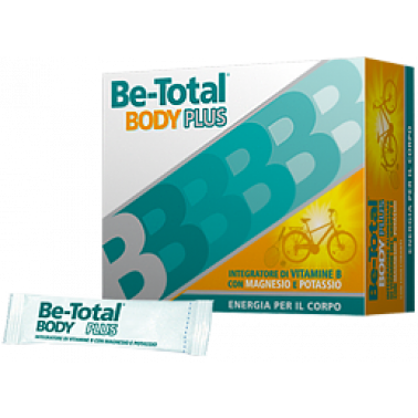JOHNSON & JOHNSON - BETOTAL Body Plus 20 Buste