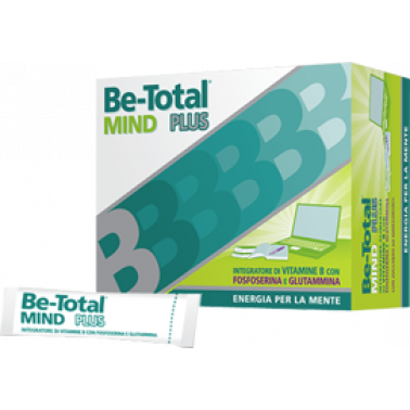 JOHNSON & JOHNSON - BETOTAL Mind Plus 20 Buste