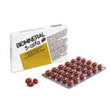 ROTTAPHARM SpA - BIOMINERAL 5 Alfa Integrat 30cps