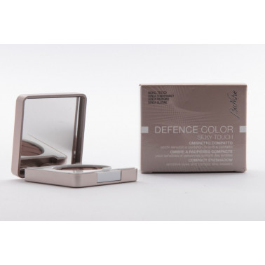 BIONIKE - BIONIKE DEFENCE COLOR Silky Touch Ombretto Compatto Cacao 3gr