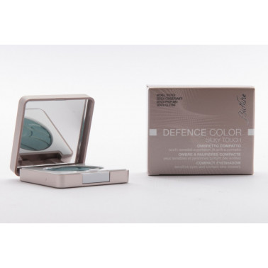 BIONIKE - BIONIKE DEFENCE COLOR Silky Touch Ombretto Compatto Vert Bleute