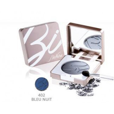 BIONIKE - BIONIKE DEFENCE COLOR Silky Touch Ombretto Compatto Bleu Nuit 3g