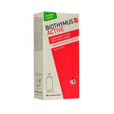 ROTTAPHARM SpA - BIOTHYMUS AC Active Donna Shampoo Volumizzante 200ml