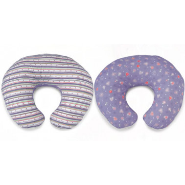 CHICCO (ARTSANA SpA) - BOPPY Fodera Bi-Side Hearts&Stripes