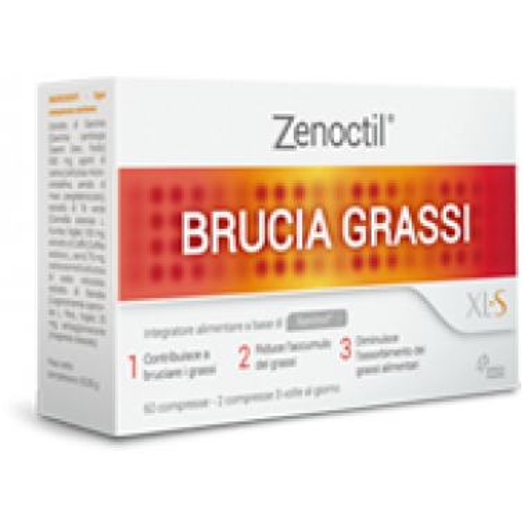 CELLULASE - XLS Brucia Grassi 60cps