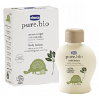 CHICCO (ARTSANA SpA) - CHICCO PURE.BIO Crema Corpo 100ml