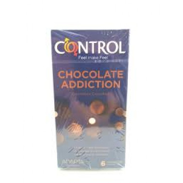 ARTSANA SpA - CONTROL Chocolate Addiction 6 pezzi