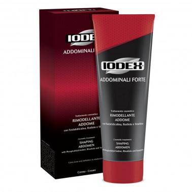 RAYS SpA - IODEX ADDOMINALI FORTE CREMA 220ML