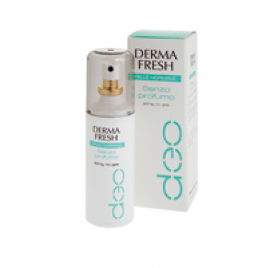ROTTAPHARM SpA - DERMAFRESH Deodorante Spray Pelle Normale Senza Profumo 100ml