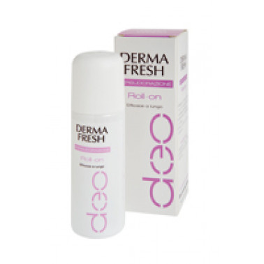 ROTTAPHARM SpA - DERMAFRESH Ipersudorazione Deodorante Roll on 75ml