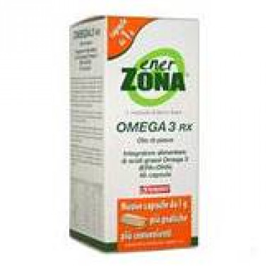 ENERZONA - ENERZONA Omega 3 RX 48 Capsule da 1g