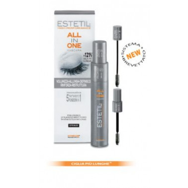 POOL PHARMA Srl - ESTETIL Mascara All In One 7.5 ml