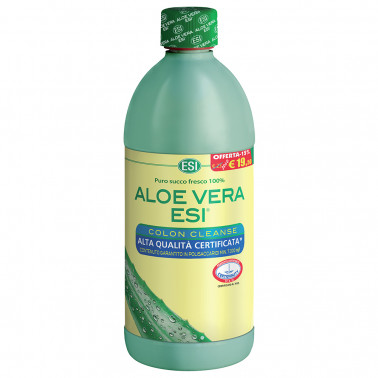 ESI SpA - ALOE VERA SUCCO COLON CLEANSE 1000ML