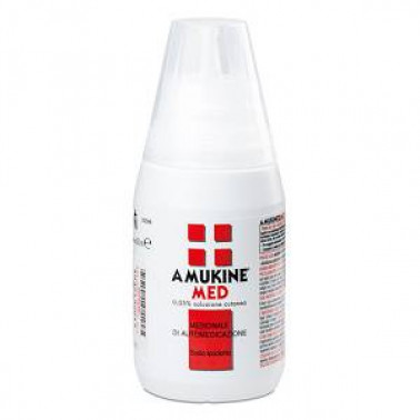 AMUCHINA (Angelini Srl) - AMUKINE MED*SOL CUT 250ML0.05%