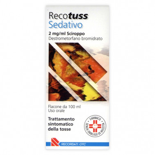 RECORDATI SpA - RECOTUSS SEDATIVO SCIROPPO 100 ML