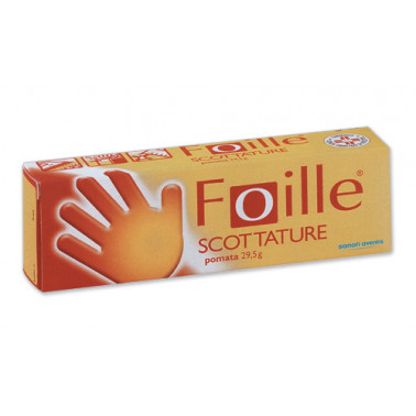 SANOFI SpA - FOILLE SCOTTATURE*CREMA 29.5G