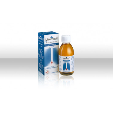 SANOFI SpA - LISOMUCIL*AD SCIR 200ML 750MG/