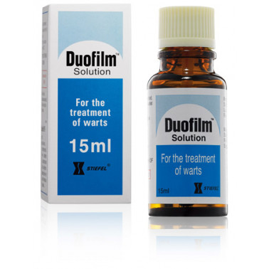 STIEFEL LAB.LTD (IRLANDA) - DUOFILM*COLLODIO 15ML16.7%+15%
