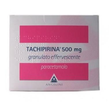 ANGELINI SpA - TACHIPIRINA*GRAT EFF20BS 500MG