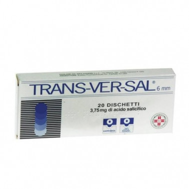 DIFA COOPER SpA - TRANSVERSAL*20CER 3.75MG/6MM