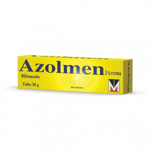 A.MENARINI IND.FARM.RIUN.Srl - AZOLMEN*CREMA 30G 1%