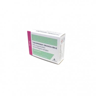 ANGELINI SpA - TACHIPIRINA OROSOL*12BS 500MG