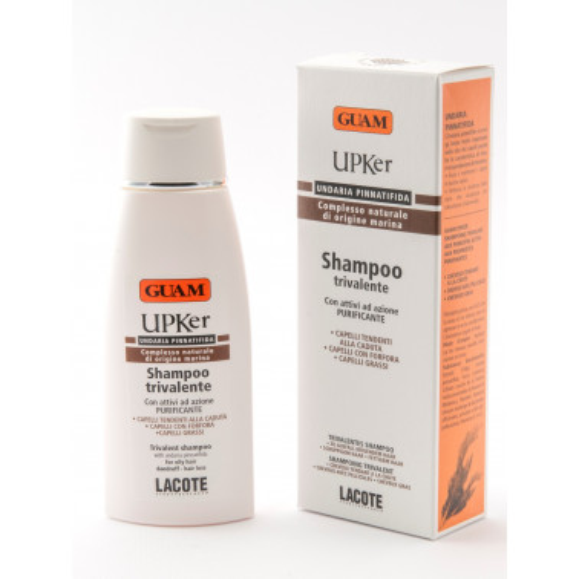 GUAM - GUAM UPKER Shampoo Trivalente 200ml