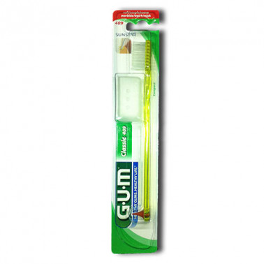 BUTLER/GUM - GUM Spazzolino Classic Morbido 409
