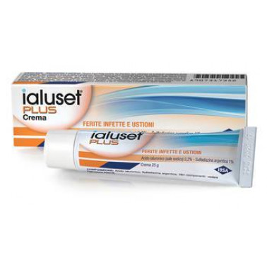 BOUTY SpA - IALUSET PLUS CREMA 25G