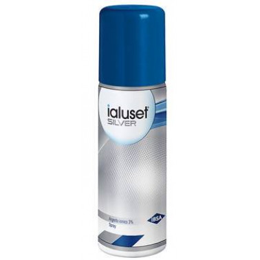 BOUTY SpA - IALUSET SILVER POLVERE SPRAY 125ML