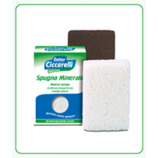 CICCARELLI SpA - IGIENEPIEDE Spugna Minerale Bianca