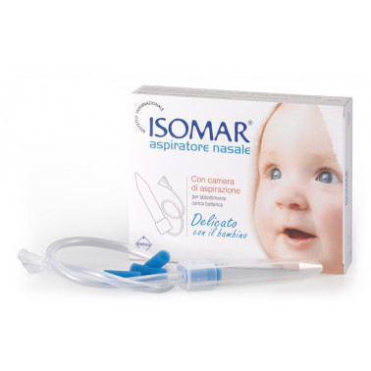 COSWELL SpA - ISOMAR Aspiratore Nasale set+3 filtr ricam.
