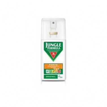 CHEFARO PHARMA ITALIA Srl - JUNGLE FORMULA Forte Spray Repellente Antizanzare 75ml