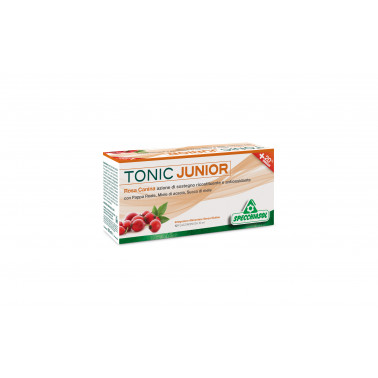 SPECCHIASOL Srl - TONIC JUNIOR 12FLX10ML