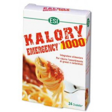 ESI SpA - Kalory Emergency 1000 24ov