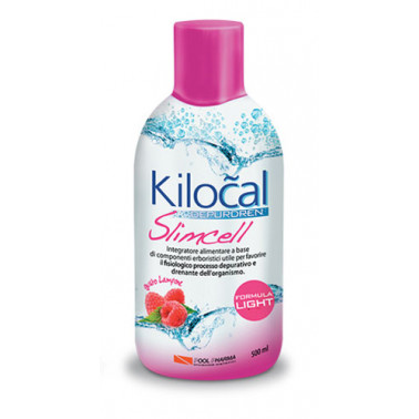 POOL PHARMA Srl - KILOCAL DEPURDREN SLIMCELL 500ML