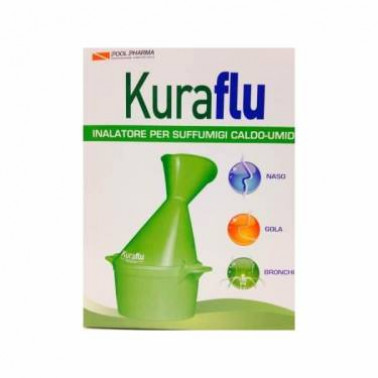 POOL PHARMA Srl - KURAFLU Inalatore per Suffumigi