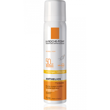 LA ROCHE-POSAY SOLARI - LA ROCHE-POSAY ANTHELIOS SPRAY VISO INVISIBILE SPF50+ 75ML