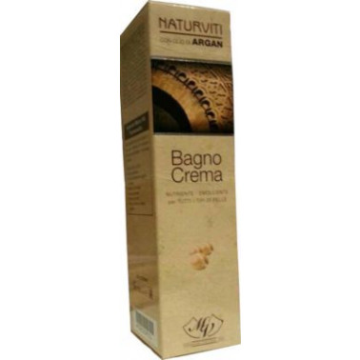 MARCO VITI FARMACEUTICI SpA - NATURVITI ARGAN Bagno Crema 250 ml