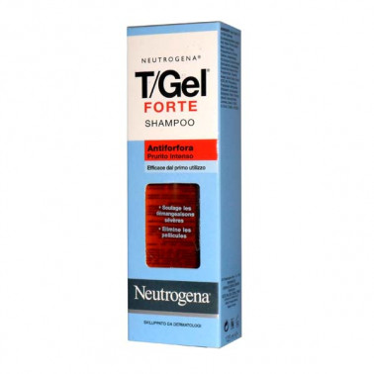 NEUTROGENA - NEUTROGENA T/Gel Forte Shampoo Antiforfora 125ml