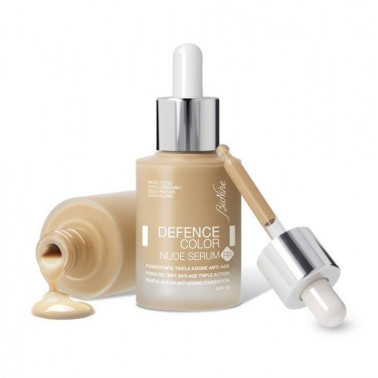 BIONIKE - DEFENCE COLOR FONDOTINTA NUDE SERUM 601 - Amande