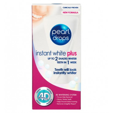 BOUTY SpA - PEARL DROPS INSTANT WHITE PLUS 50ML