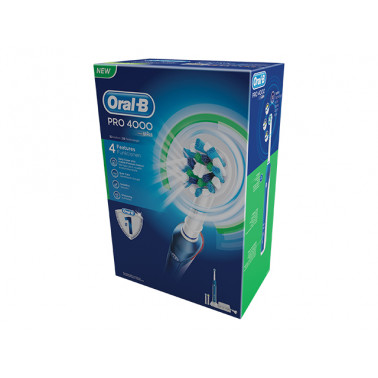 PROCTER & GAMBLE SRL - ORALB SMART SERIES 4000 CROSSACTION