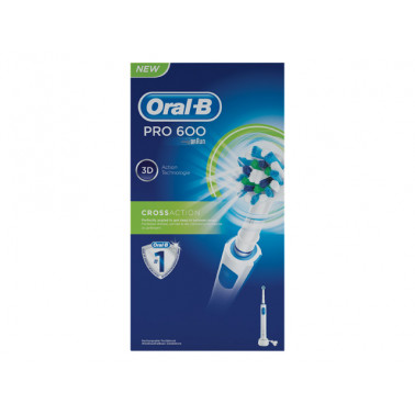 PROCTER & GAMBLE SRL - ORALB POWER PRO 600 CROSSACTION