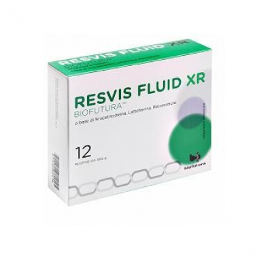 BIOFUTURA PHARMA SpA - RESVIS FLUID XR BIOFUTURA 12 BST