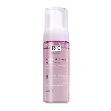 ROC (Johnson & Johnson SpA) - ROC CLEANSERS Mousse Detergente Energizzante 150ml