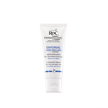 ROC (Johnson & Johnson SpA) - ROC ENYDRIAL Crema Extra-Emolliente Viso 40ml
