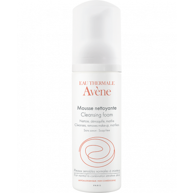 AVENE (Pierre Fabre It. SpA) - AVENE MOUSSE DETERGENTE OPACIZZANTE 50ML